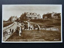 More details for scotland lossiemouth moray golf club house & hotel on the tee c1926 rp postcard