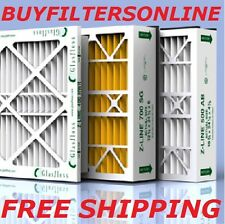 5 QTY 20X25X5 HONEYWELL AIR FILTERS 20x24-7/8x4-3/8 EXACT SIZE REPLACEMENTS