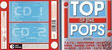 Various Artists - DCD - Top of the Pops 2003-1 - CD´s von 2003 - Neuwertig !