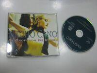Nacho Cano CD Single Spanisch El Professor Von Dance 1994 Promo