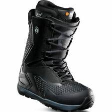 ThirtyTwo TM-3 TM Three Snowboard Boots Size 11.5 1/2 Black Grey SNOWBOARDING 32