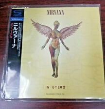 In Utero by Nirvana (US) (CD, Oct-2011, Universal)