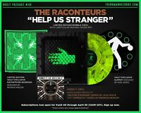 SEALED THIRD MAN RECORDS MAILER Vault 40 Raconteurs Jack White Help Us Stranger
