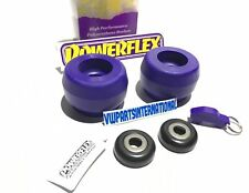 VW Golf MK4 R32 Leon A3 S3 Powerflex Front Strut Top Mount Bushes +FREE Bearings