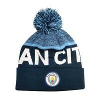 manchester city beanie hat cap winter soccer official merchandise new season M3