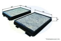Comline Cabin Pollen Interior Air Filter Fits BMW LNJ427