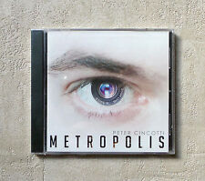 "CD AUDIO MUSIQUE / PETER CINCOTTI ""METROPOLIS"" 2012 CD ALBUM NEUF SS BLISTER 12T"
