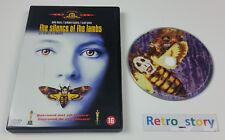 DVD Le Silence Des Agneaux - Jodie FOSTER - Anthony HOPKINS