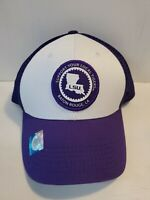 LSU Tigers Captivating Trucker Hat Snapback Louisiana. Brand New