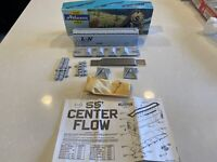 Athearn HO Train Kit 55' L&N Grain Service Center Flo Hopper-#241523-NOS!