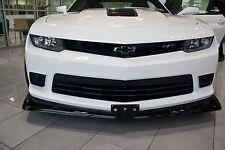 2014-2015 Chevrolet Camaro Z28 - Quick Release Front License Plate Bracket