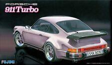 Fujimi Model 1/24 Real Sports Car No.57 Porsche 911 Turbo Plastic Model Kit #