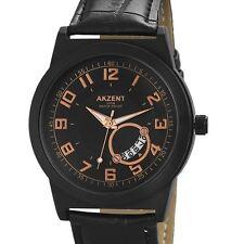 Armbanduhren aus Kunstleder mit mattem Finish für Erwachsene