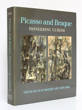 Picasso & Braque Pioneering Cubism Will. RUBIN MOMA 1989 English book BEAU LIVRE