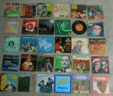 LOT 330 + VINYLES 45 T Variete Francaise Chansons diverses anciennes old song 29