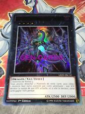 Carte Yu Gi Oh DRAGON XYZ DE LA REBELLION DES TENEBRES LEDD-FRC32