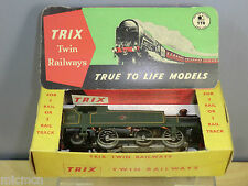 VINTAGE TRIX TWIN 3-RAIL MODEL No.F103G BR Cl. 5600  0-6-2T TANK LOCO  VN MIB
