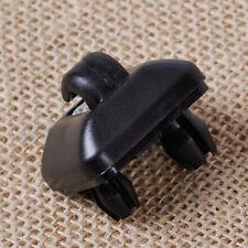 Black Sun Visor Clip Hook Bracket Hanger OEM 8U0 857 562 For Audi A3 A4 A5 Q3 Q5