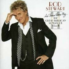 ROD STEWART - AS TIME GOES BY: THE GREAT AMERICAN SONGBOOK, VOL. 2 NEW CD