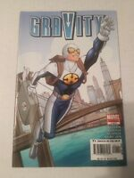 Gravity #1 of 5 August 2005 Marvel Comics McKeever Norton Glapion Guru Efx