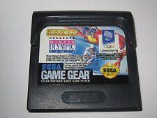 Winter Olympic Games (Sega Game Gear, 1994)