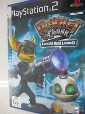 Ratchet &(and) clank 2 Locked and Loaded Sony PlayStation 2 PS2