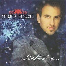 FREE US SHIP. on ANY 2 CDs! NEW CD Mark Masri: Christmas Is