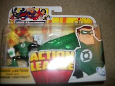 JLU Justice League Action League Green Lantern Cannon Construct New