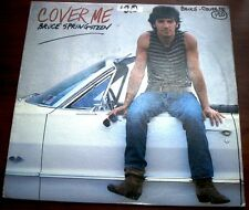 """Bruce Springsteen  Cover Me1984 Columbia 05087 12"""" Single VG+ Fast Free Shipping"""