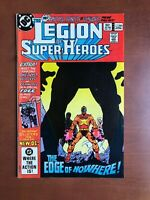 Legion Os Super Heroes #298 (1983) 9.2 NM DC Key Issue Comic Book 1st Amethyst