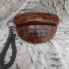 Vintage Geemarc Retro 80's Windsor Tortoiseshell Home Landline Telephone Working