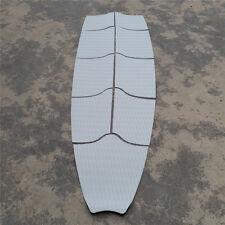 Surfboard Traction Pad EVA Grau Surfkissen mit hervorragender Dämpfung Windsurfen