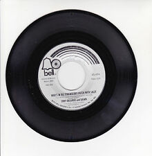 Tony ORLANDO And DAWN Vinyl 45T 7 WHO'S IN THE STRAWBERRY PATCH WITH SALLY -BELL