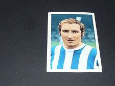 123 D. CLARKE HUDDERSFIELD TOWN TERRIERS FKS PANINI FOOTBALL ENGLAND 1970-1971