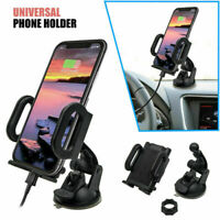 Universal Car Mobile Phone Sat Nav PDA GPS Holder With Locking Suction Mount UK