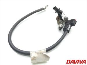 2013 Ford Ka 1.2 Benzin Negative Batterie Kabel 51914333 00518676930