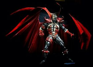 Custom Kickstarter Comic Inspired Classic Spawn marvel legends
