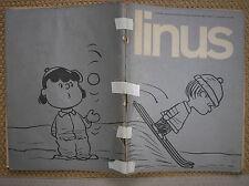 LINUS #9 1965 ANNO 1 ORIGINALE NO RISTAMPA