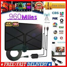 960Miles Range Antenna TV Digital HD Skywire HDTV 1080P 4K Antena Digital Indoor