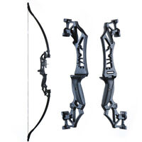 TOPARCHERY Takedown Recurve Bow Arrows Sight Rest Set Hunting Right Hand 30/40lb