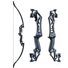 TOPARCHERY Takedown Recurve Bow & Arrow Sight and Rest Right Hand Hunting Target