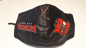 NEW NFL Tampa Bay Buccaneers Washable Cloth Face Mask Super bowl Champs
