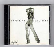 (IE469) Christina Aguilera, Stripped - 2002 CD