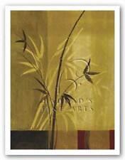 Bamboo Impressions I Fernando Leal Art Print 24x32