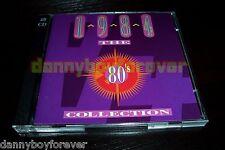 The Eighties 80s Collection 1984 2 CD Set Time Life John Waite Jacksons Cars ets