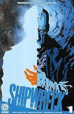 Shipwreck Comic 1 Cover A Phil Hester 2016 Warren Ellis Eric Gapstur Aftershock