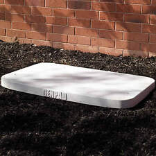 "GenPad™ Hurricane 4"" Composite Cement Pad for Generac 9kW-22kW (2016+)"