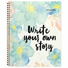 AT-A-GLANCE Weekly / Monthly Planner / Appointment Book 2017, 8-1/2 x 11...