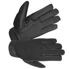 Hugger Women's Neoprene Top Safety Driving and Police Full Finger Glove