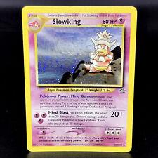 Slowking Holo - Neo Genesis 14/111 - WoTC Rare Pokemon Card - NM-M
